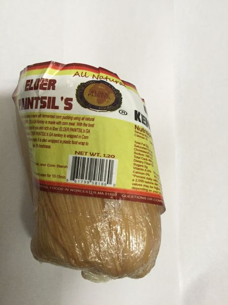 Elder Paintsil's Kenkey $6-$8