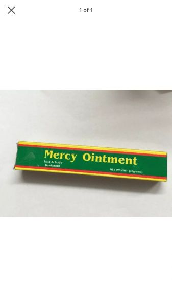 Mercy Cream Ointment Tube (from Ghana)