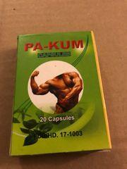 New PA-KUM CAPSULES ( 20 capsules)