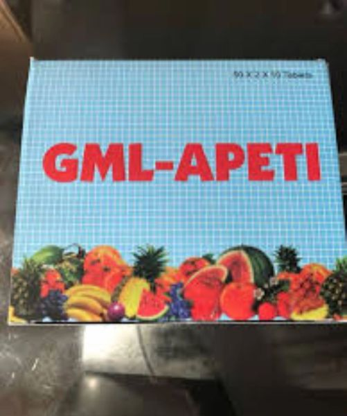 GML-Apeti Tablet 1000 pills