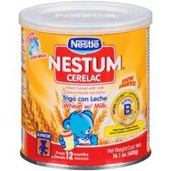 Nestum 3 Cereals Wheat with Milk