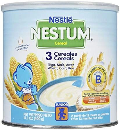 Nestum 3 Cereals Wheat, Rice, Corn