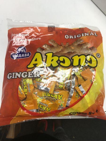 Akono Ginger