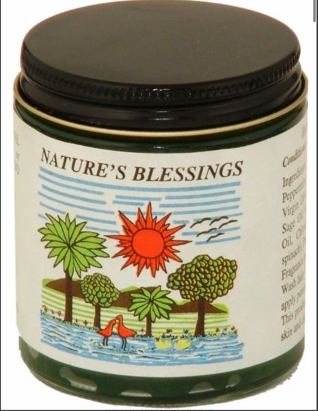 Nature's Blessings Pomade 4oz