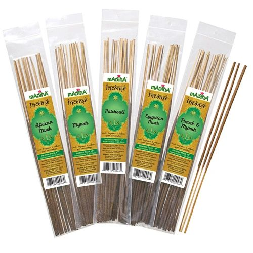 INCENSE PACK SCENTED (20 STICKS)