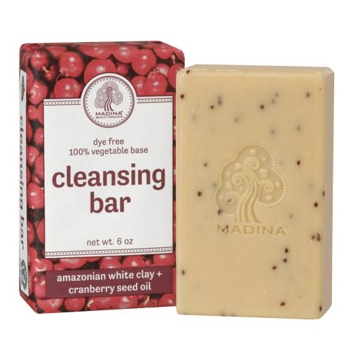 Amazonian Clay Soap 6 oz