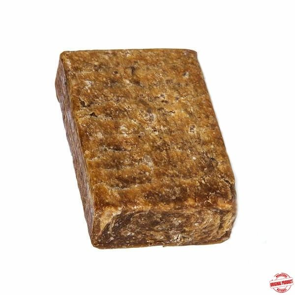 Raw African Black Soap 1 - 10 LBS
