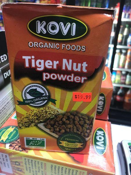 KOVI Organic Tiger Nut Powder