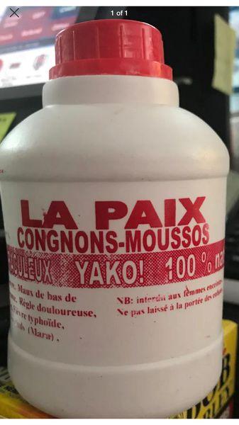LA PAIX CONGNONS MOUSSA'S ATTOTE