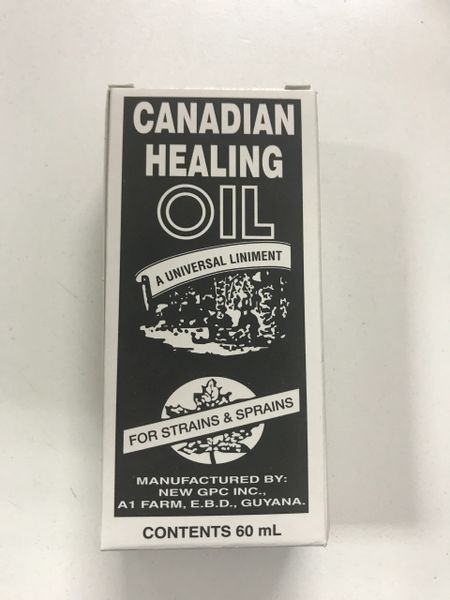 Canadian Healing Oil 60 ml