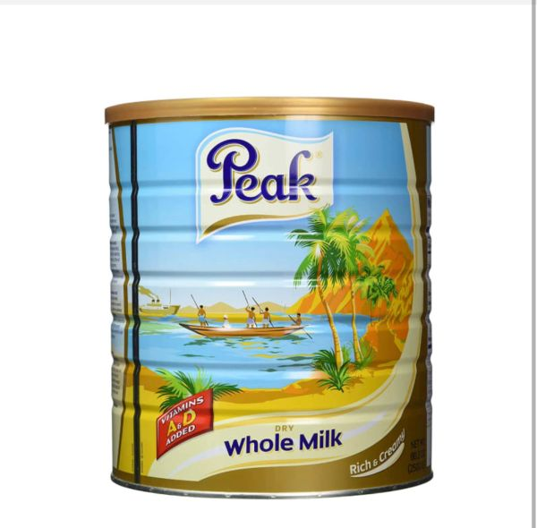 Peak powdered milk 2500g