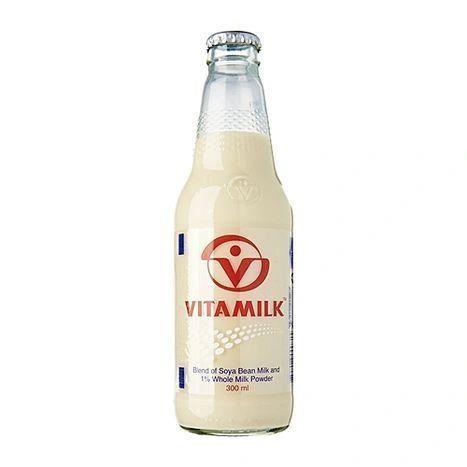 Case of Vita Milk (SOY MILK) 24 Bottles