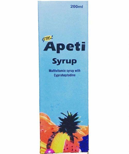 GML Apeti Syrup (Half Box = 12 Bottles)