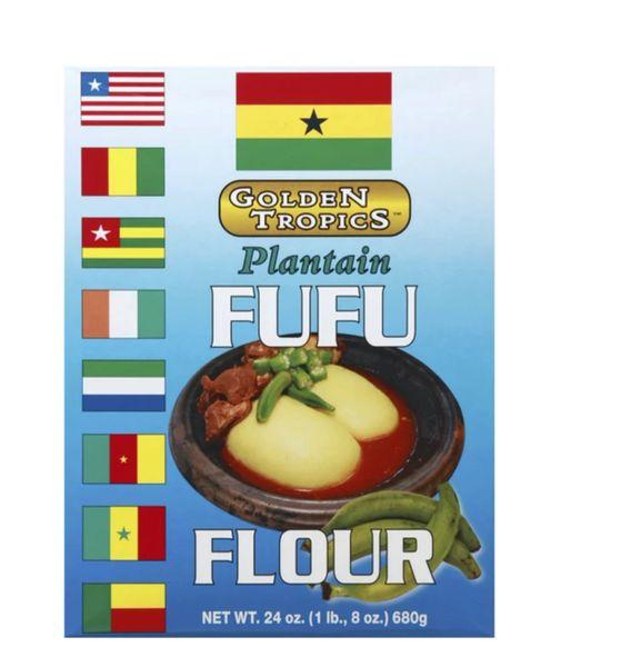 Golden Tropics Fufu