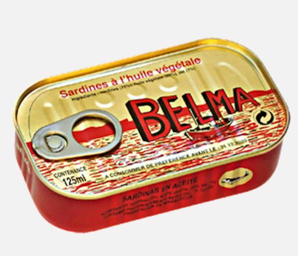 Belma Sardine