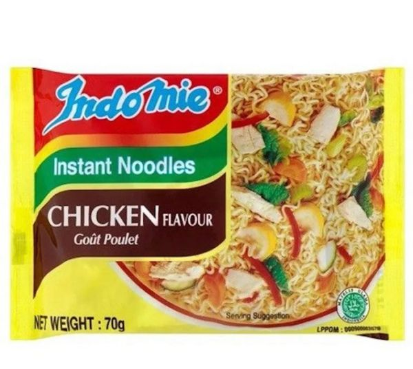 Indomie Noodles ( Single packets)