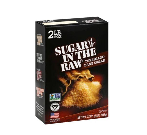 Sugar in the raw- Turbinado 2lbs