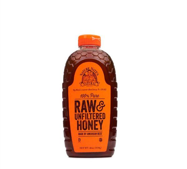 Raw Honey 40 oz