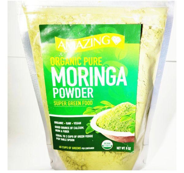Amazing Moringa Powder