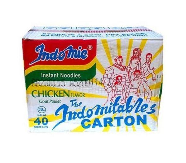 Indomie Noodles (Box)