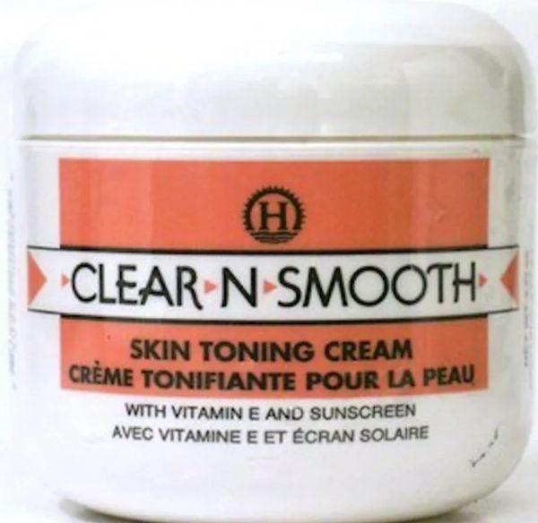 Clear N Smooth Skin Toning Cream
