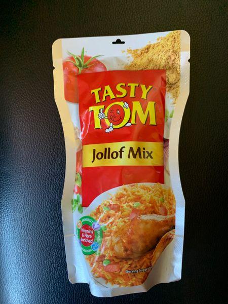 Tasty Tom Jollof Mix ( Paste)