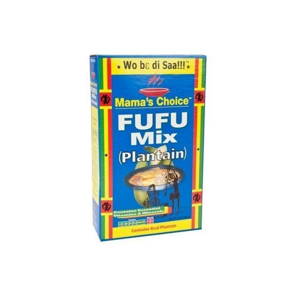 Mama's Choice African Plantain Fufu Flour Mix 1 lb 8 oz