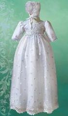 Christening / Baptism Gown - Irish - 0-3mo