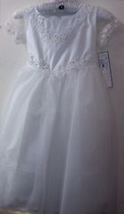 First Communion Dress - Corrine #4850 - Size 7