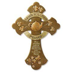 Cross - Irish Kitchen Prayer