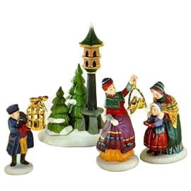 Department 56 - Dickens Village - A Partridge In A Pear Tree # 58360