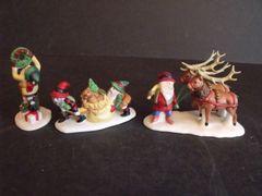 Department 56 - North Pole Village - Santa's Little Helpers- # 56103