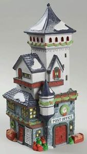 Department 56 - Dept 56 - North Pole Village - Post Office- # 56235