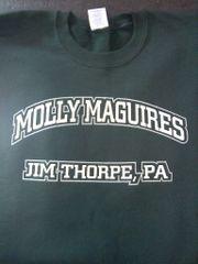 Sweatshirt - Molly Maguires - Jim Thorpe, PA