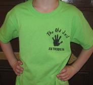 T Shirt - Adult & Child - The Old Jail - Jim Thorpe, PA