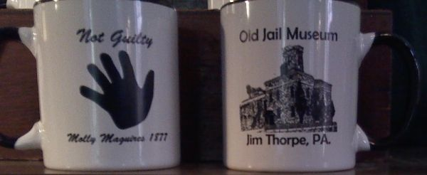 Mug - Old Jail Museum - Jim Thorpe, PA