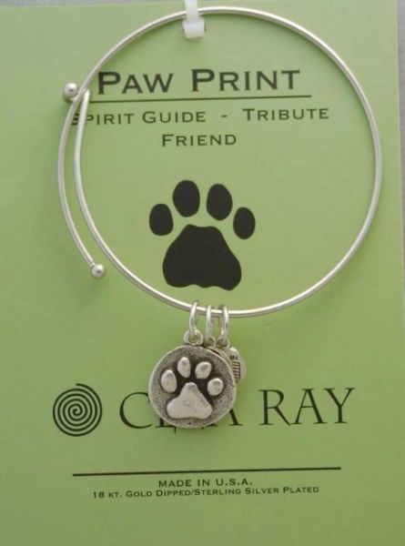 Bracelet - Bangle - Clea Ray - Pawprint