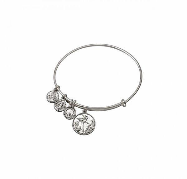 Bangle - Bracelet - Irish Fairy Charm - Solvar S5752