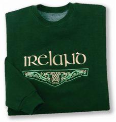 Sweatshirt - Ireland Knot - Sexton #6060