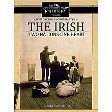 DVD - The Irish, Two Nations - One Heart