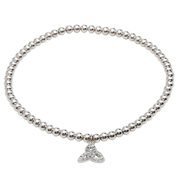 Bracelet Trinity Swarovski Crystal Shanore SW67 Made in Ireland