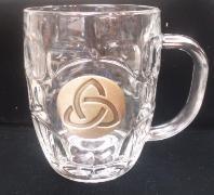 Mug - Beer Tankard - Trinity Knot