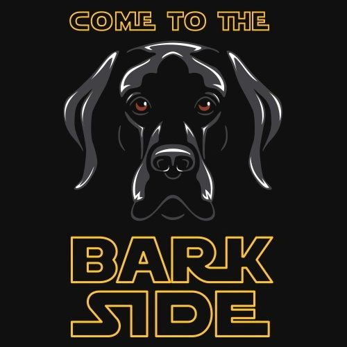 Sweatshirt Bark Side portion of proceeds donated to local shelter