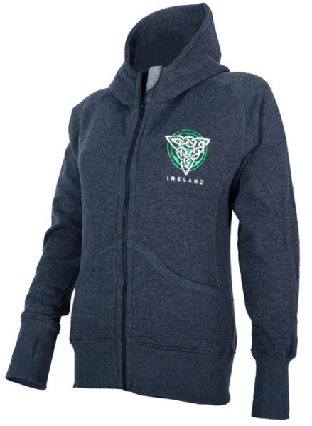 Sweatshirt Zip Hoodie Trinity Malham #BJHI