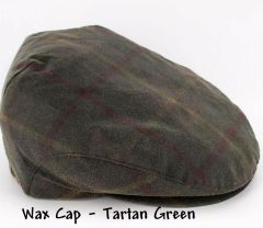 Cap - Wax - Made in Ireland