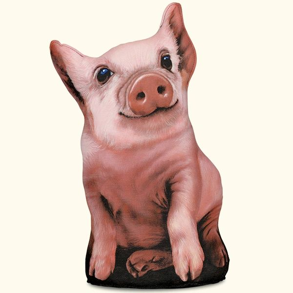 Pig Doorstop Made in USA