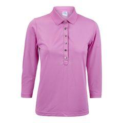 Daily Sports Ladies Mindy 3Quarter Sleeve Polo Shirt 843/107