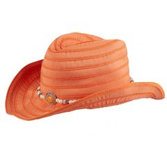 Daily Sports Ladies Chap Western Hat - 843/616