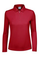 Daily Sports Ladies Macy Long Sleeved Polo Shirt -863-102
