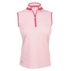 Daily Sports Ladies Talia Sleeveless Polo Shirt - 943/124
